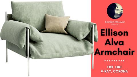 Ellison alva armchair