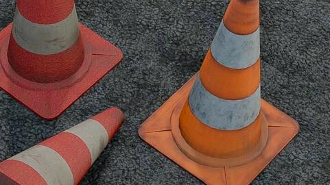 Traffic Cone Set