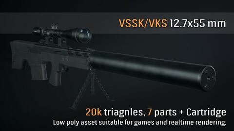 VKS Sniper Rifle