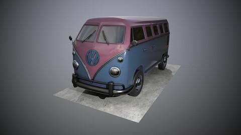 Volkswagen Bus 1963