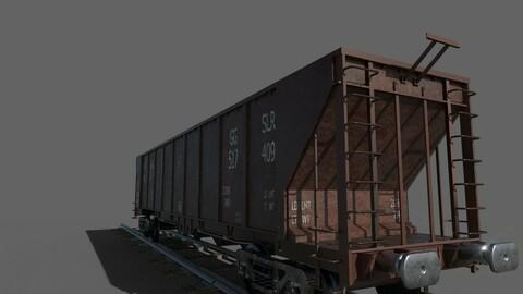 Goods Railcar
