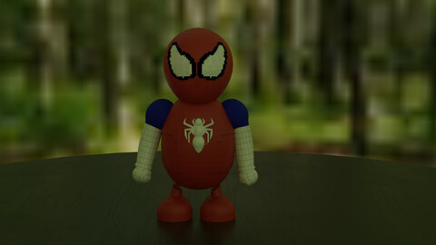 toy spider men
