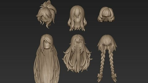 Hair Collection 7