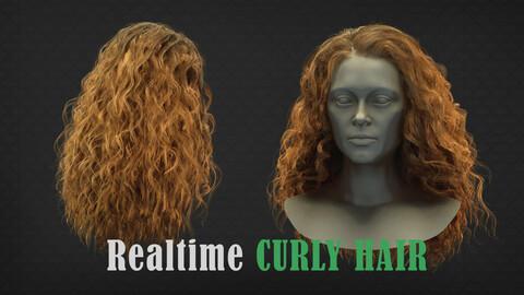 Realtime curls