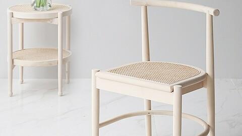 Rat Komodo Design Cafe Rattan Chair