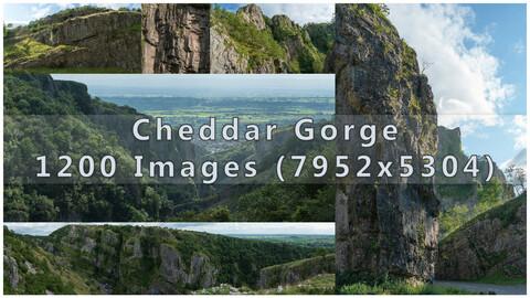 Cheddar Gorge Photopack - 1200 Images