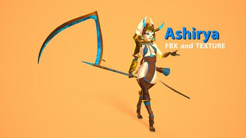 Ashirya Desert Jewelry