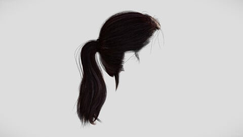 Hair Female - 020