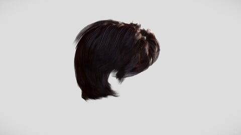 Hair Male - 018