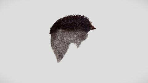 Hair Male - 019