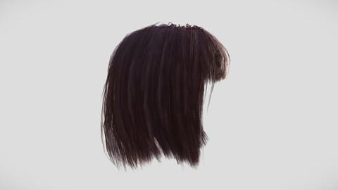 Hair Female - 021