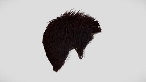 Hair Male - 026