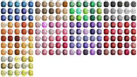 Cushion Cut Gems 48x48