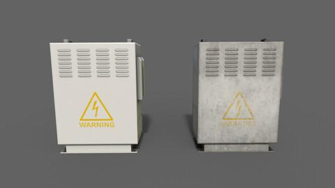PBR Electric Box (White) Ver.3