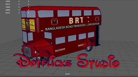 3d Vehicles low and high ply models service