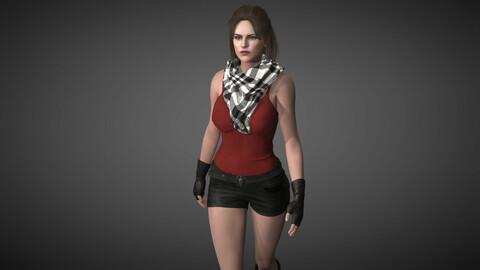 Female Character 19
