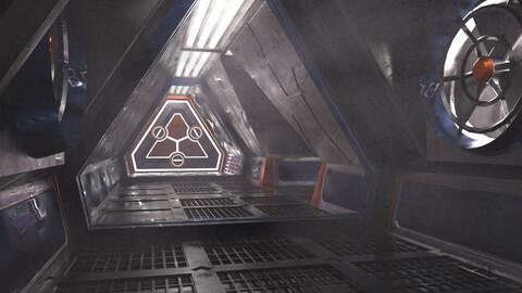 High-tech corridor