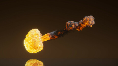 Realistic Explosions Effects Pack (Unreal Engine)