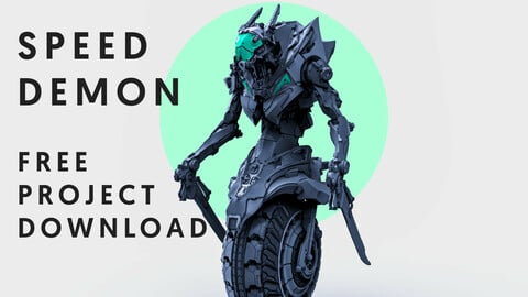 Speed-Demon Free Project Download
