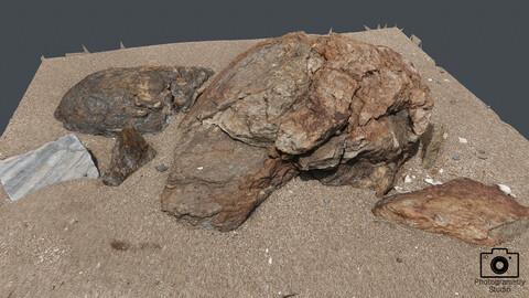 Beach Rock_0034(Photogrametry.Photoscan.obj,Photo)