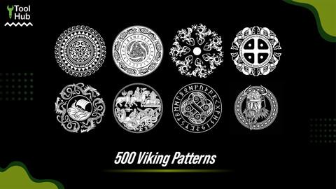 500 Viking Patterns