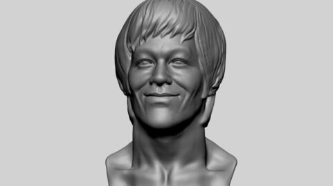 Bruce Lee Bust