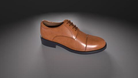Men Dress Shoe (Low Clean topology)