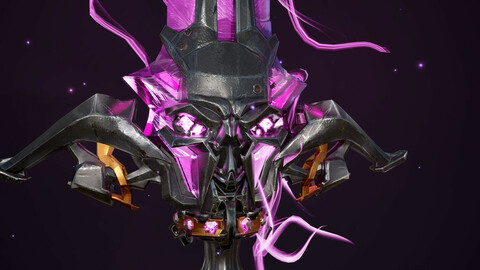 Crystal Sword - Nebularis