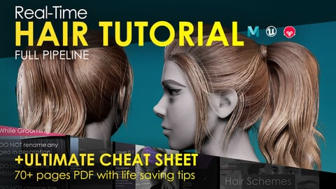 Real-Time Hair Tutorial