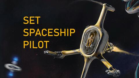 Spaceship / pilot