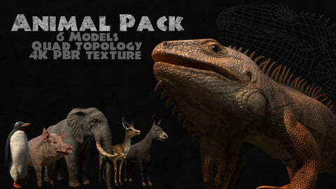 Animal Pack Part 1