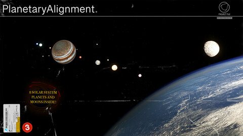 Planetary Alignment - Project File