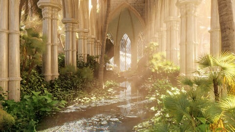 Cathedrals and Paradise - Screensaver Bundle
