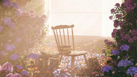 Floral Dreaming - Screensavers