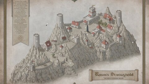 Raum's Stronghold