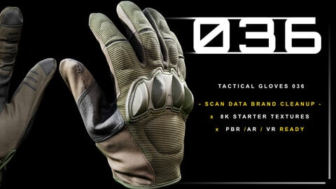Tactical Gloves 036