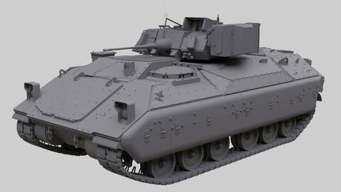 M2A2 Bradley IFV US Army