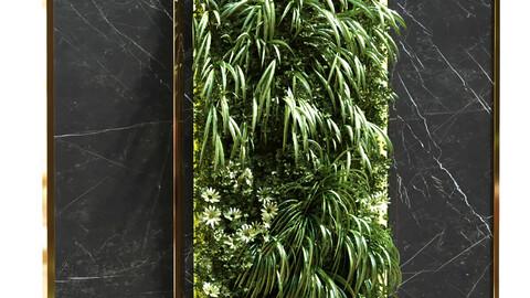 vertical plant set 122