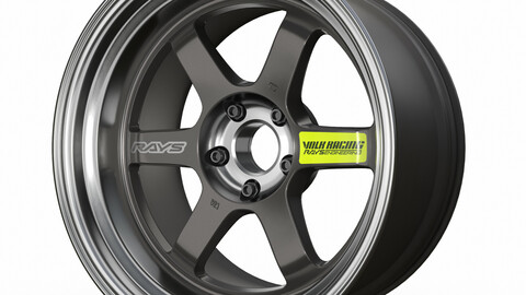 Rays Volk Racing TE37V SL 2021 Limited Edition