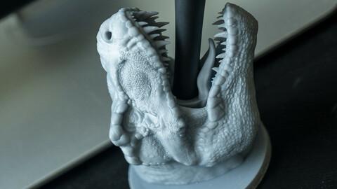 T-Rex - Wacom Pen Holder for 3D Printing