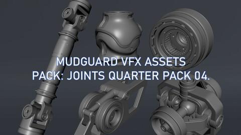 PACK: JOINTS QUARTER PACK 04