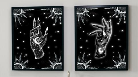 Celestial Hands