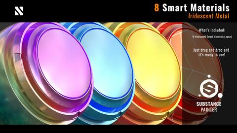 8 Iridescent - Smart Materials