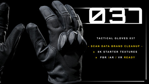Tactical Gloves 037