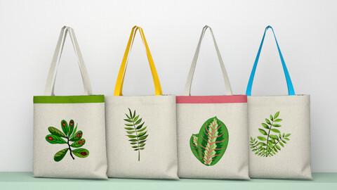 Four plant pattern packs