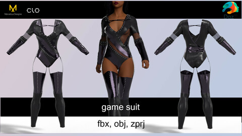 GAME SUIT