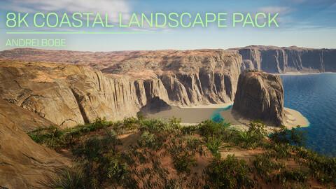 8K Coastal Landscape Pack