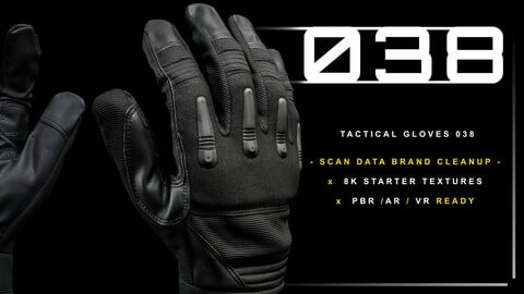 Tactical Gloves 038