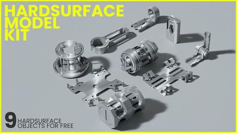 Free Hardsurface Kit
