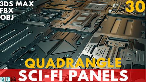 Sci-Fi Panels